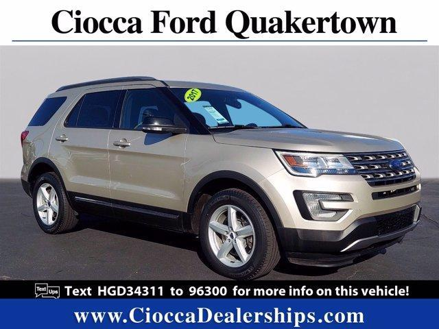 2017 Ford Explorer Vehicle Photo in Quakertown, PA 18951