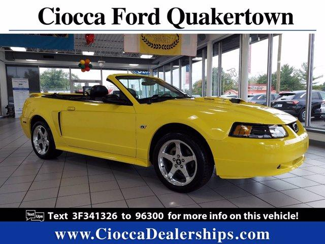 2003 Ford Mustang Vehicle Photo in Quakertown, PA 18951