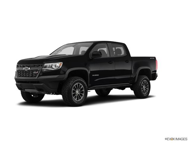 2018 Chevrolet Colorado Vehicle Photo in SPRUCE PINE, NC 28777-8581