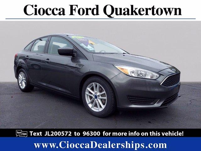2018 Ford Focus Vehicle Photo in Quakertown, PA 18951