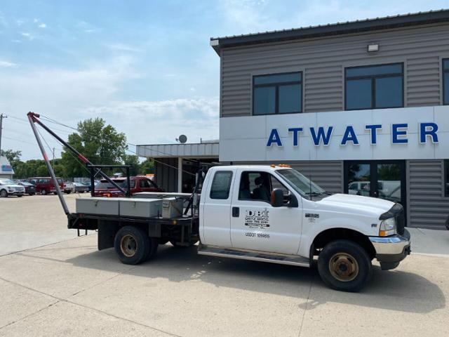 Used 2003 Ford F-350 Super Duty Lariat with VIN 1FDWX37S03EC42367 for sale in Atwater, Minnesota