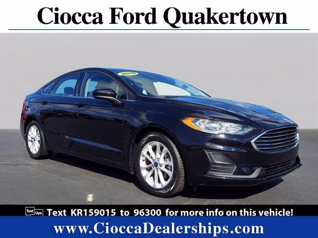 2019 Ford Fusion Vehicle Photo in Quakertown, PA 18951