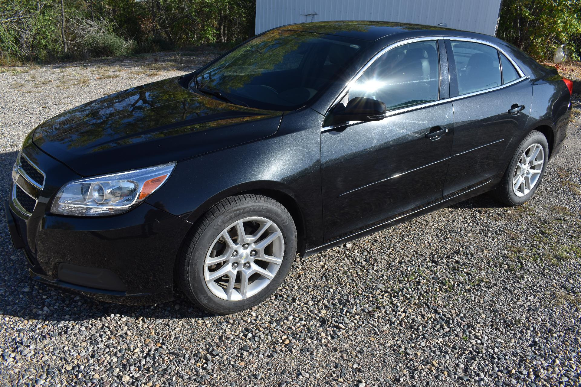 Used 2013 Chevrolet Malibu 1LT with VIN 1G11C5SA3DF178401 for sale in Red Lake Falls, Minnesota