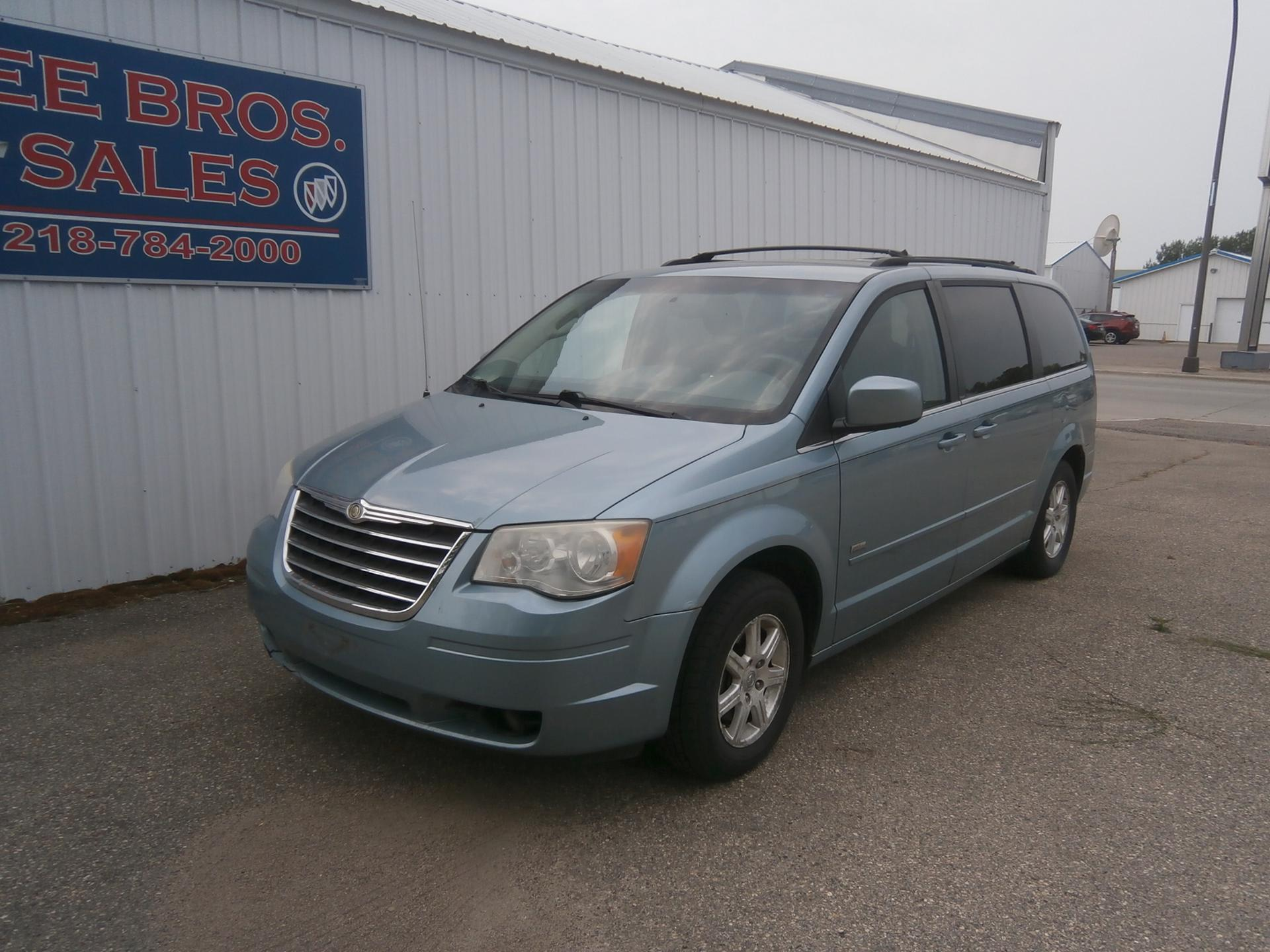 Used 2003 Chrysler Town & Country Limited with VIN 2C8GP64L43R120460 for sale in Ada, Minnesota