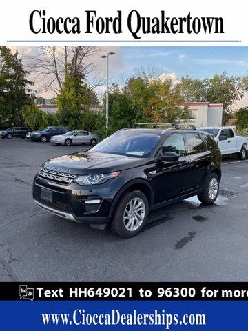 2017 Land Rover Discovery Sport Vehicle Photo in Quakertown, PA 18951