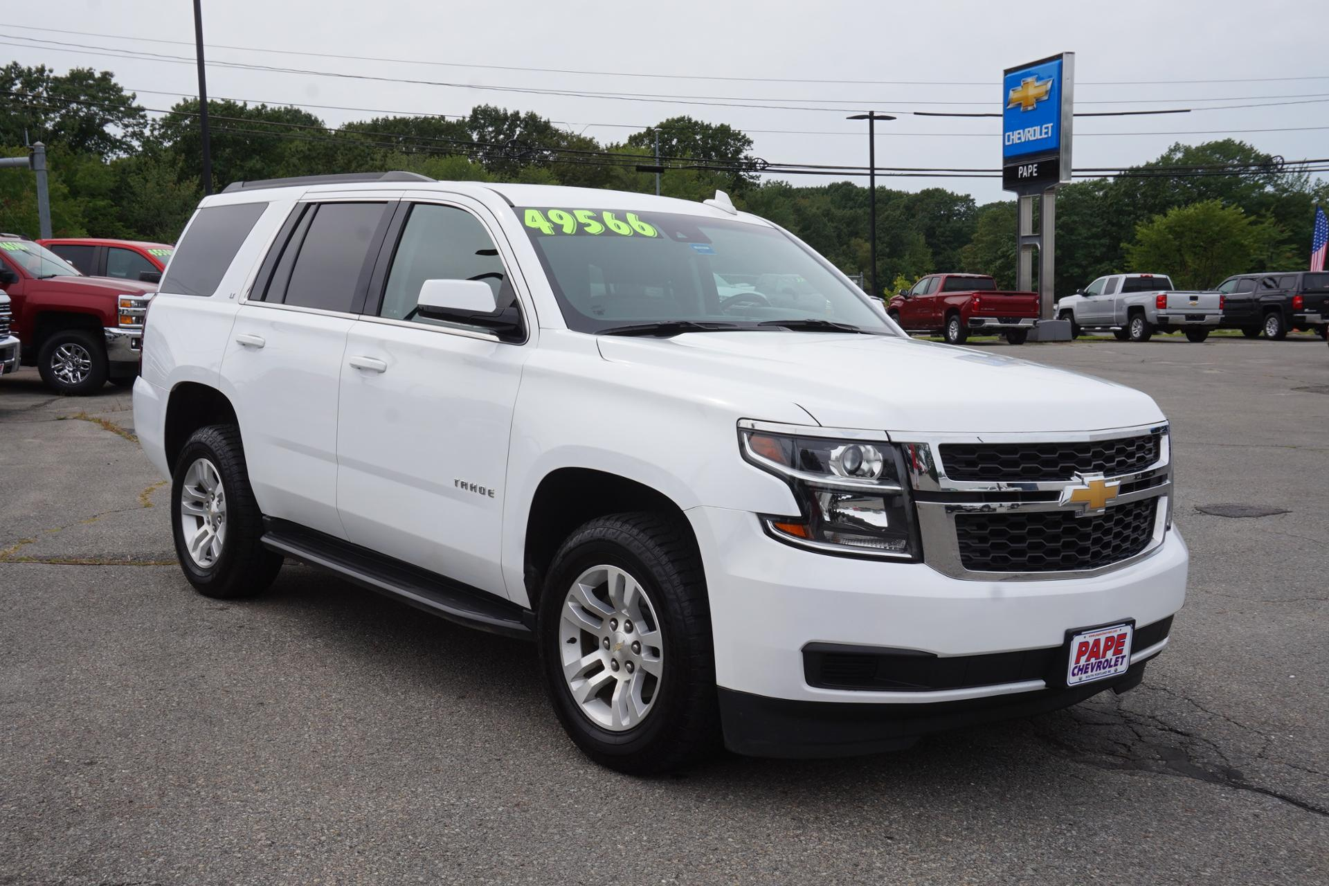 2019 Chevrolet Tahoe Vehicle Photo in SOUTH PORTLAND, ME 04106-1997