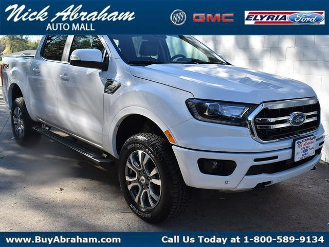 2021 Ford Ranger Vehicle Photo in ELYRIA, OH 44035-6349