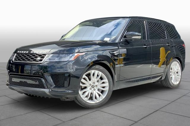 2018 Land Rover Range Rover Sport Vehicle Photo in League City , TX 77573