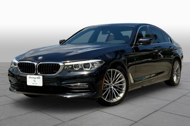 2018 BMW 530i Vehicle Photo in League City , TX 77573
