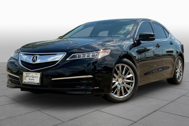 2016 Acura TLX Vehicle Photo in League City , TX 77573