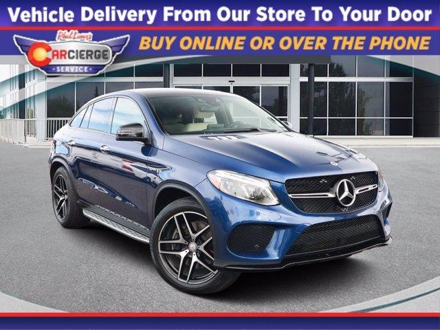 2019 Mercedes-Benz GLE Vehicle Photo in Colorado Springs, CO 80905