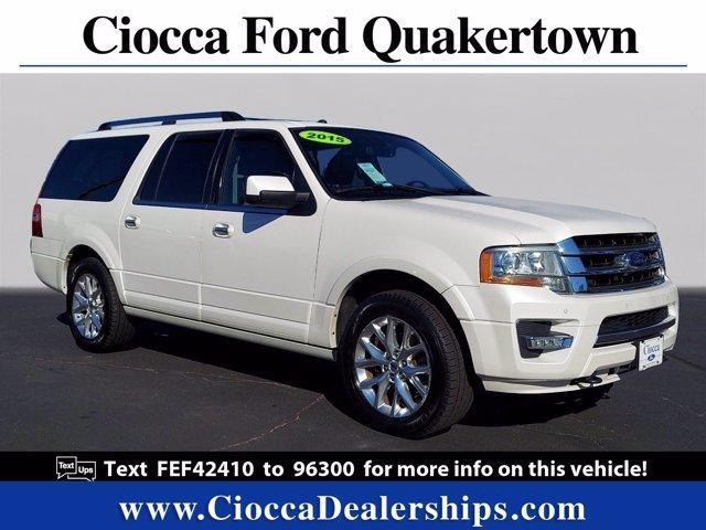 2015 Ford Expedition EL Vehicle Photo in Quakertown, PA 18951