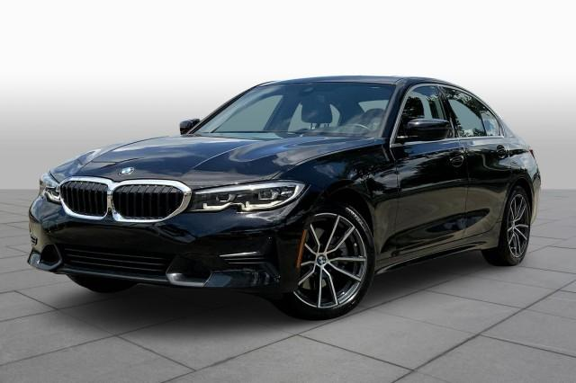 2019 BMW 330i Vehicle Photo in League City , TX 77573