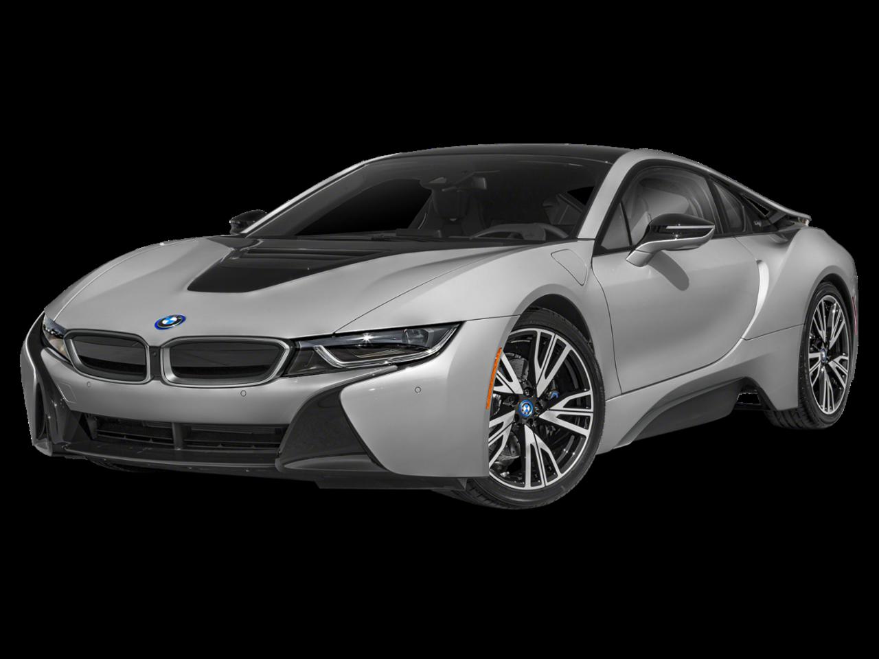 BMW 2020 i8 Coupe