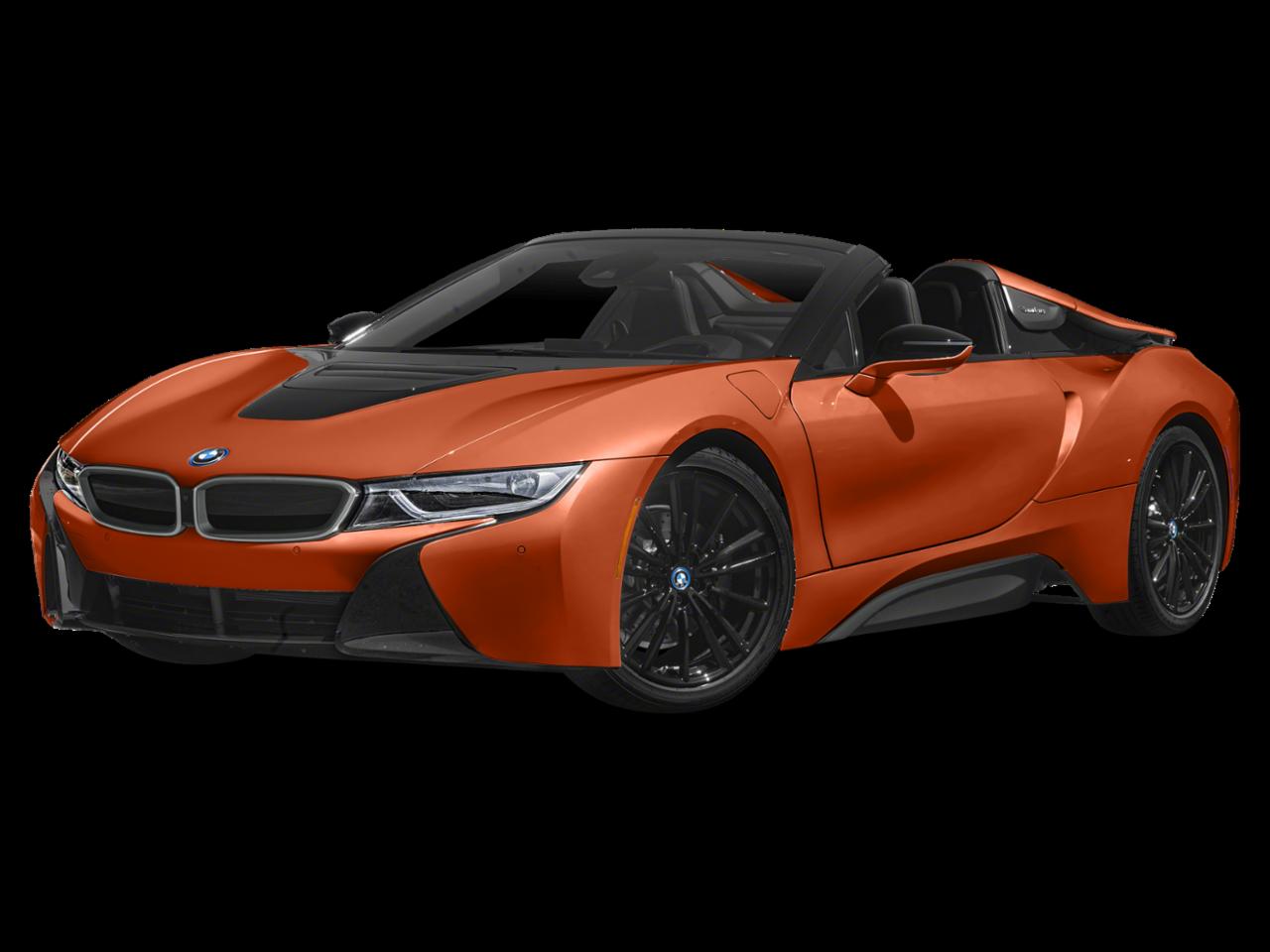 BMW 2020 i8 Roadster