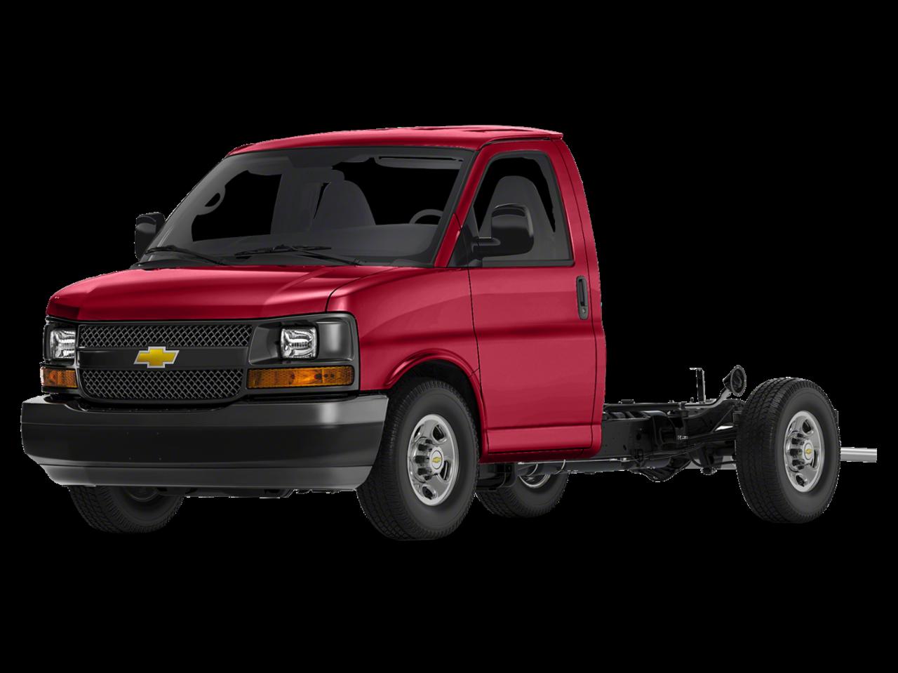 Chevrolet 2020 Express Commercial Cutaway Standard