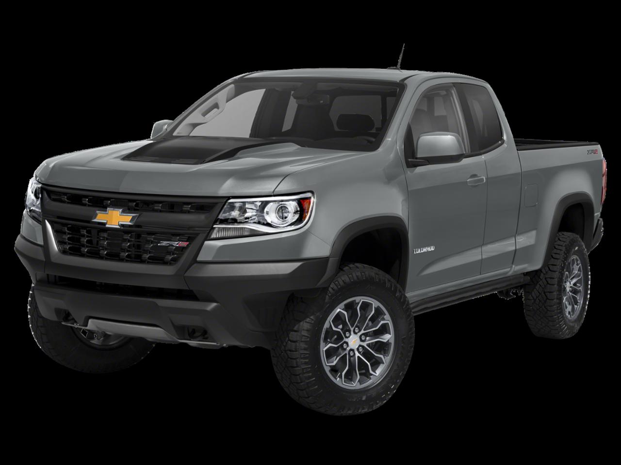 Chevrolet 2020 Colorado 4WD ZR2