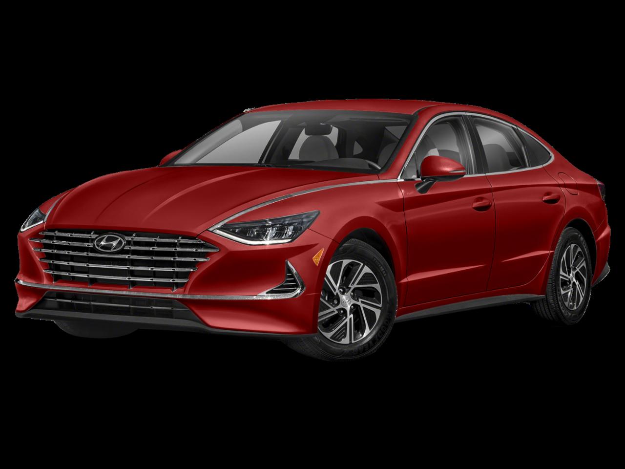 Hyundai 2020 Sonata Hybrid Blue