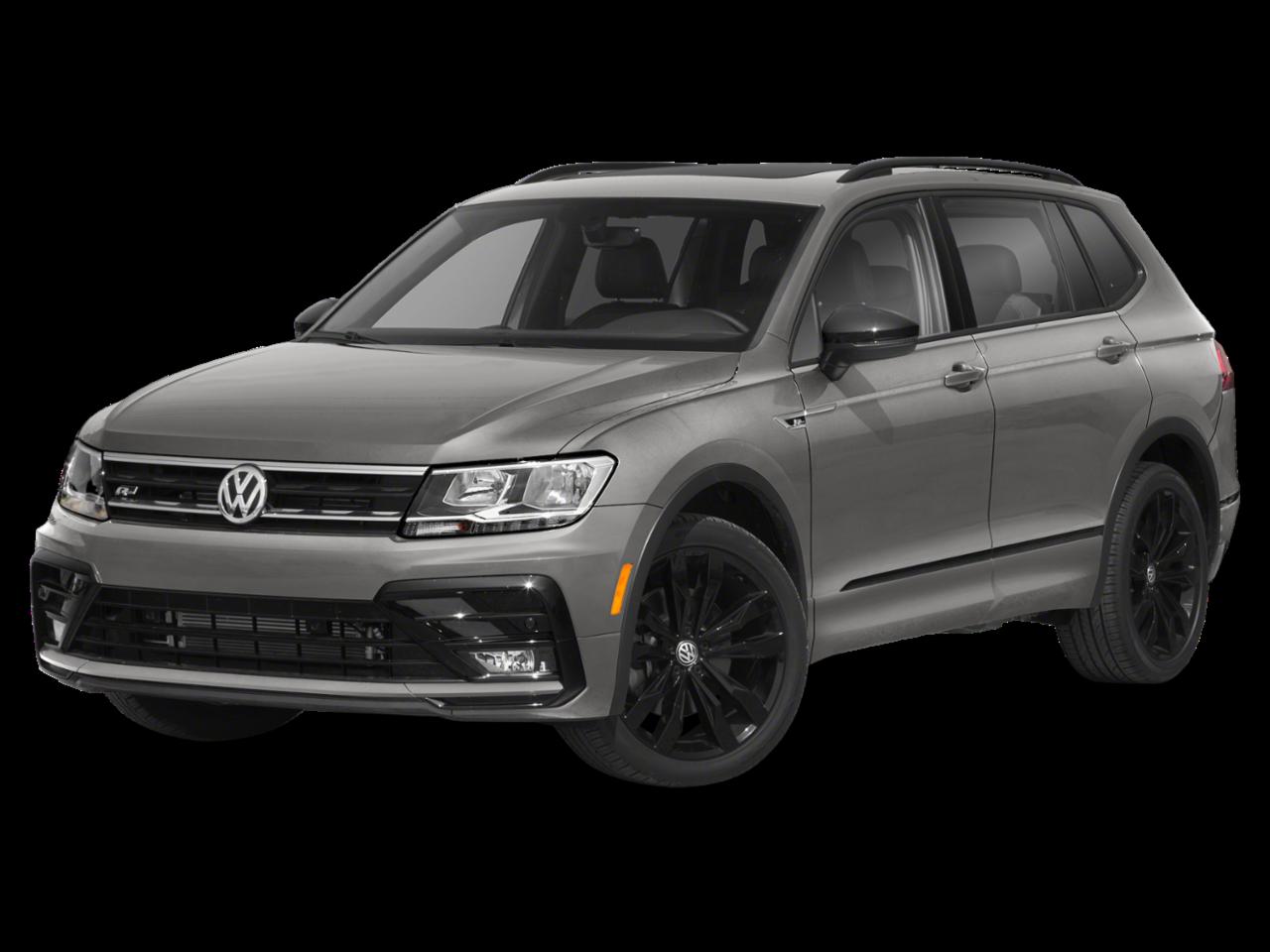 Volkswagen 2020 Tiguan SE R-Line Black