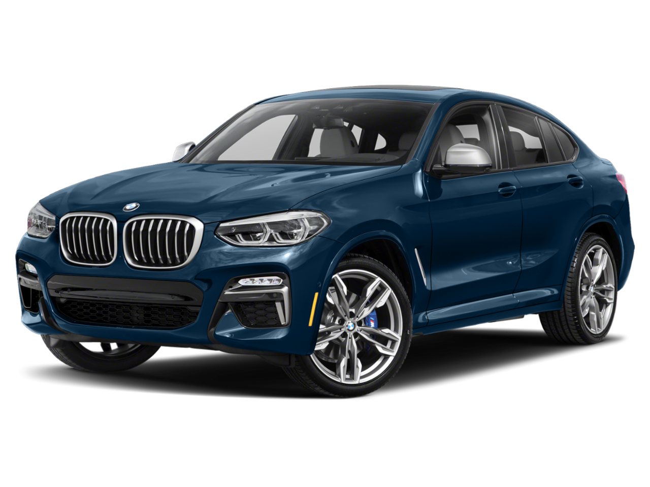 BMW 2021 X4 M40i Sports Activity Coupe