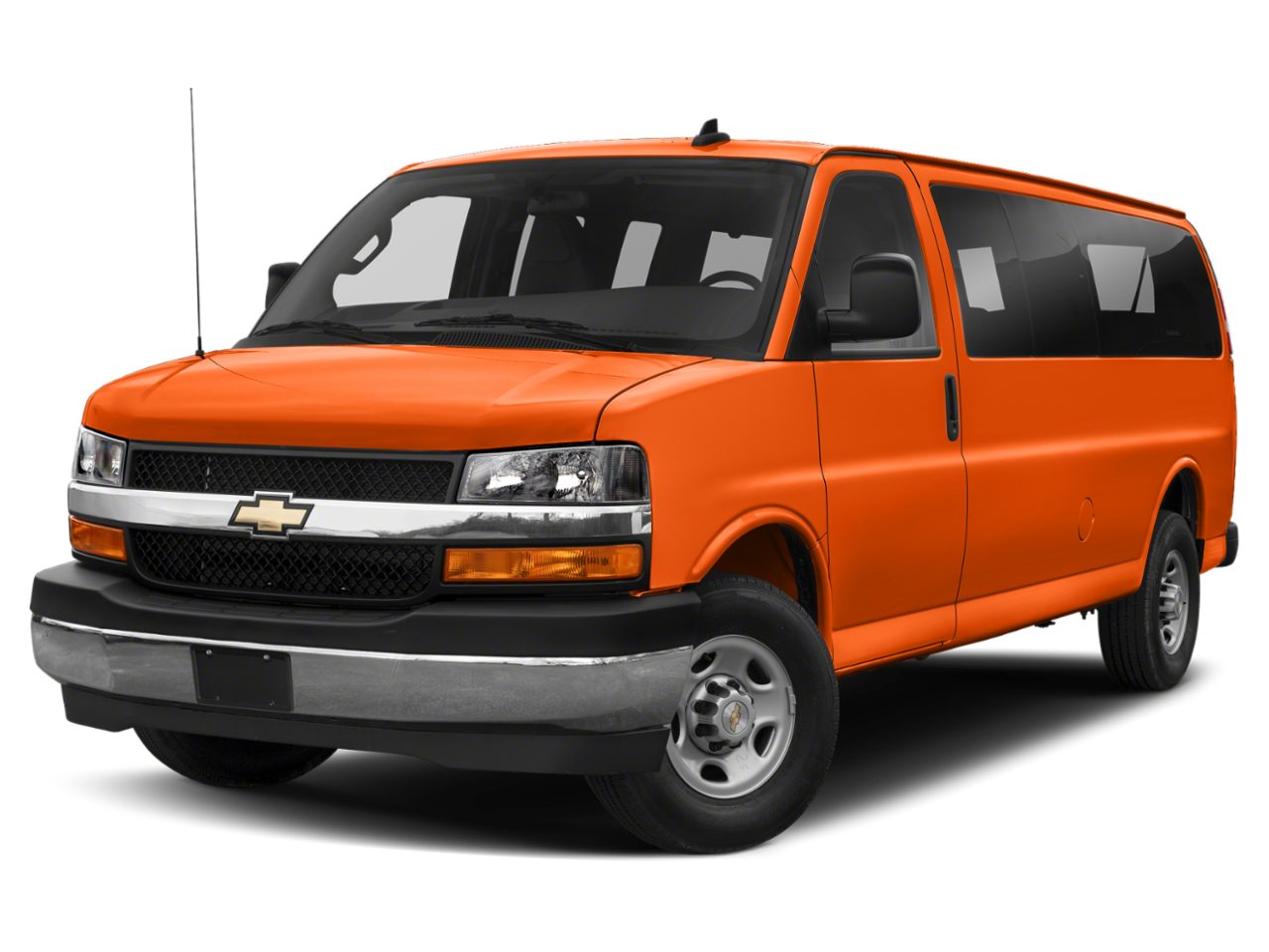 Chevrolet 2021 Express Passenger LT