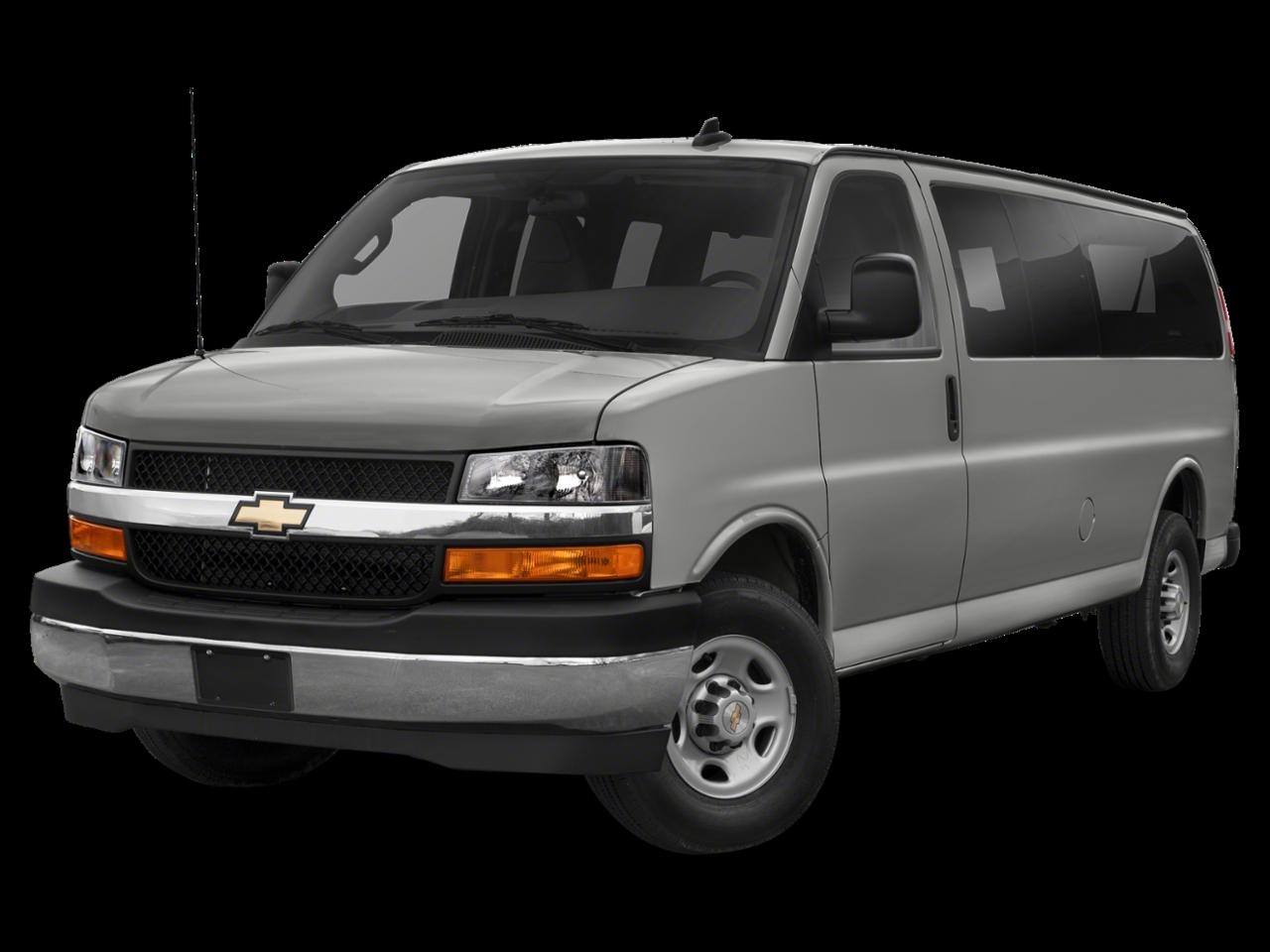 Chevrolet 2021 Express Cargo Van Standard