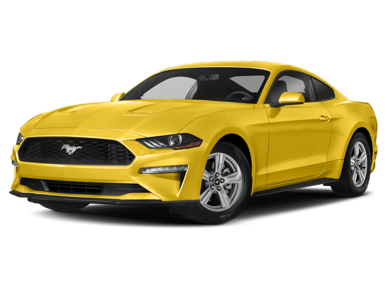 Ford 2021 Mustang EcoBoost
