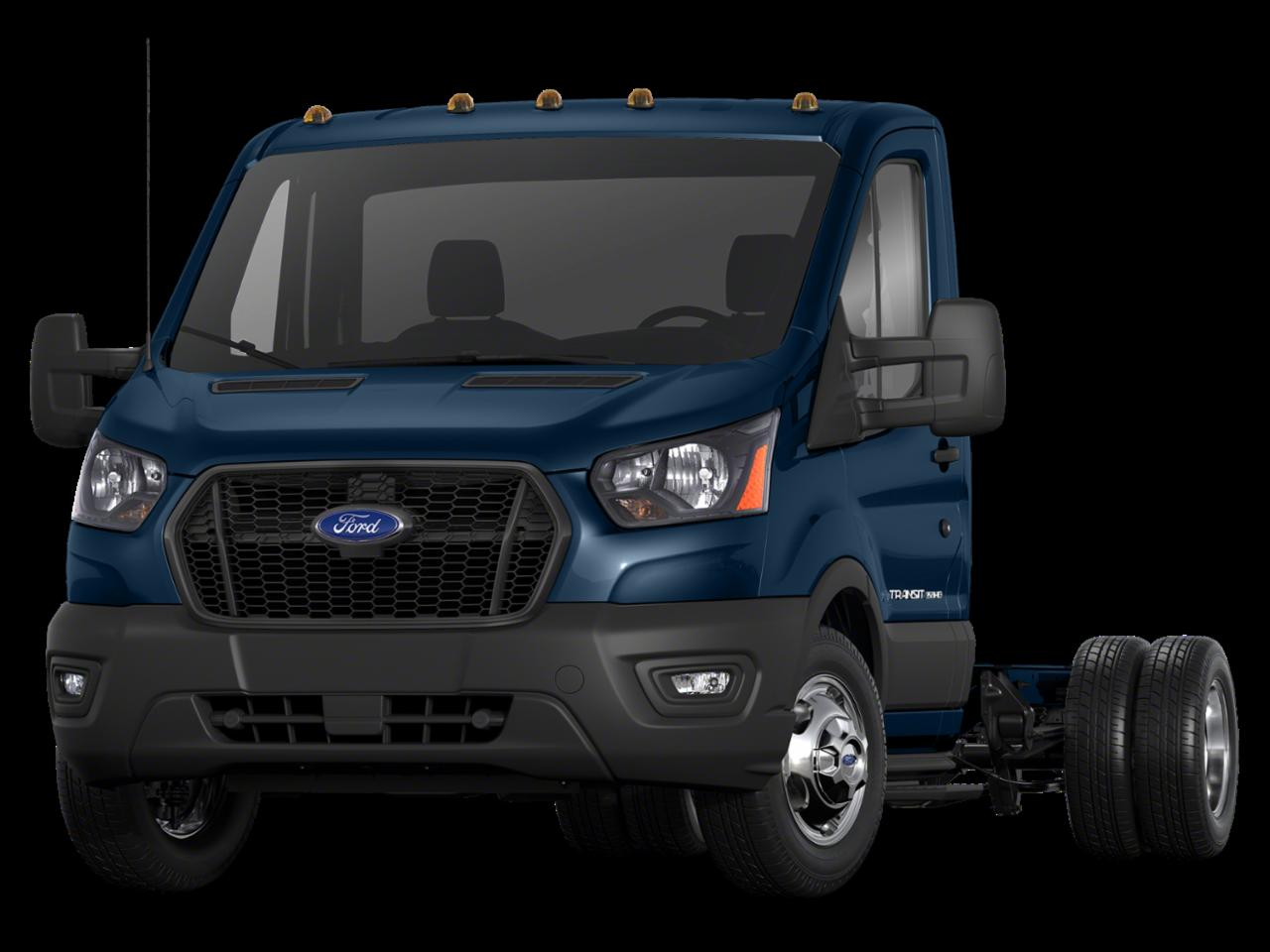 "Ford 2021 Transit Chassis T-350 RWD SRW 138"" WB 9500 GVWR"