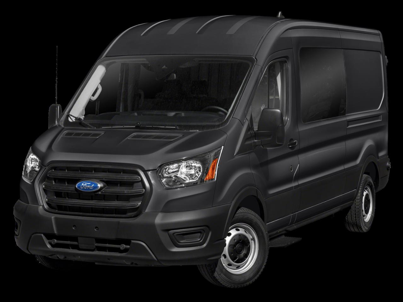"Ford 2021 Transit Crew Van T-150 130"" Low Rf 8670 GVWR RWD"