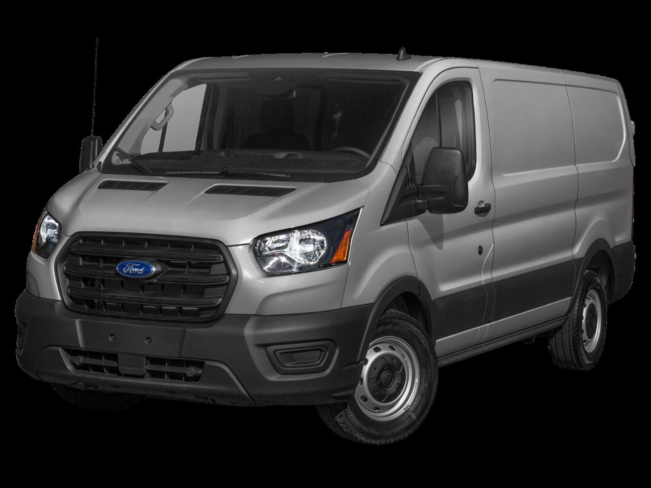 "Ford 2021 Transit Cargo Van T-350 130"" Low Rf 9500 GVWR RWD"
