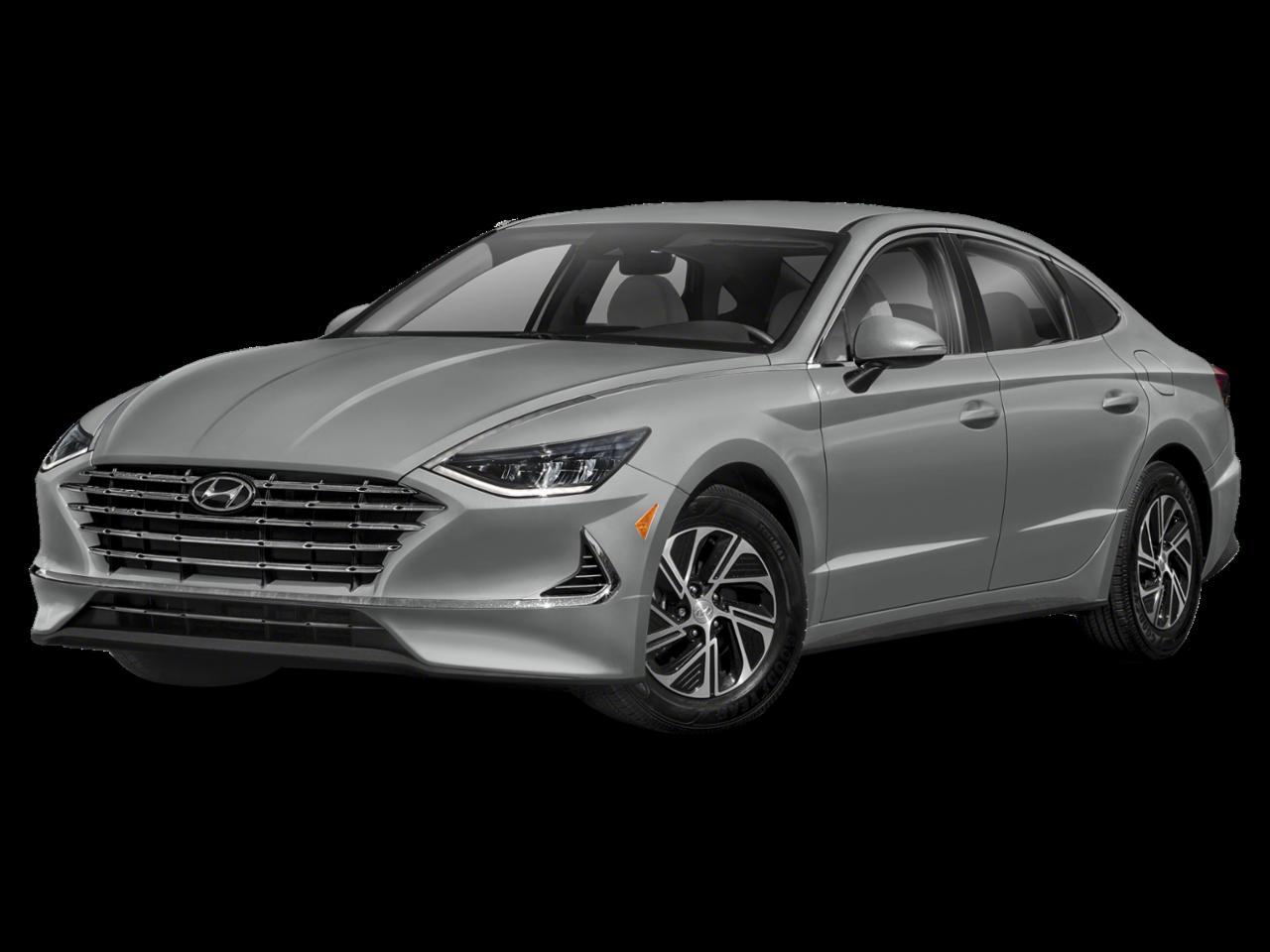 Hyundai 2021 Sonata Hybrid Blue