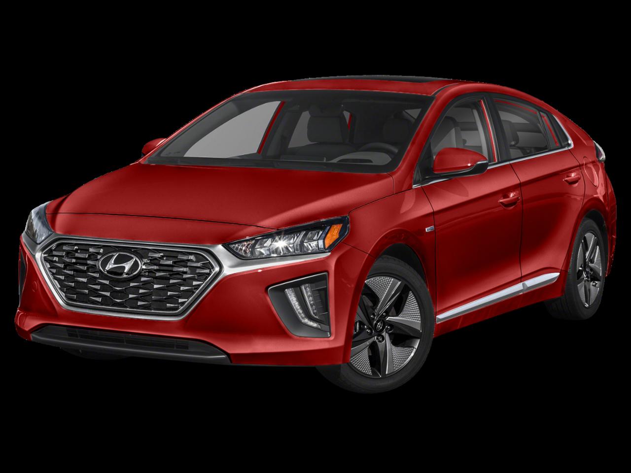 Hyundai 2021 IONIQ Hybrid Limited