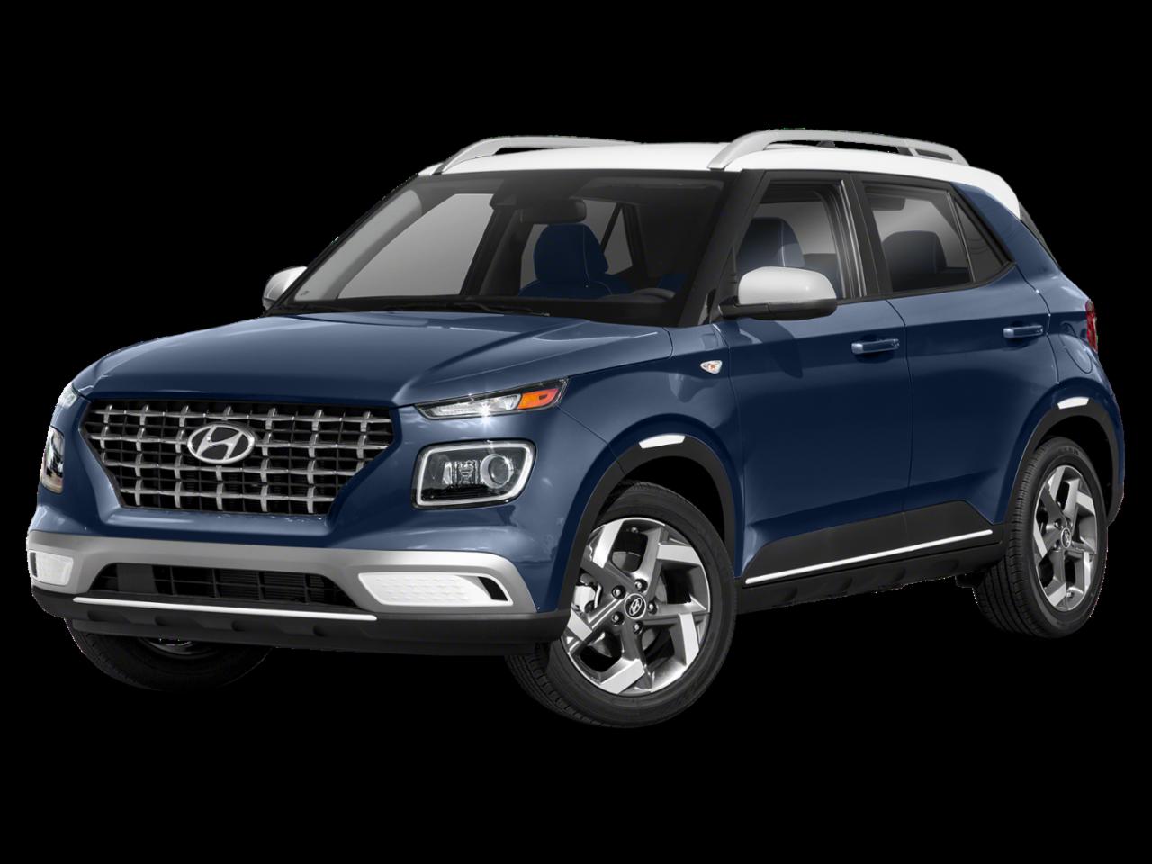 Hyundai 2021 Venue Denim