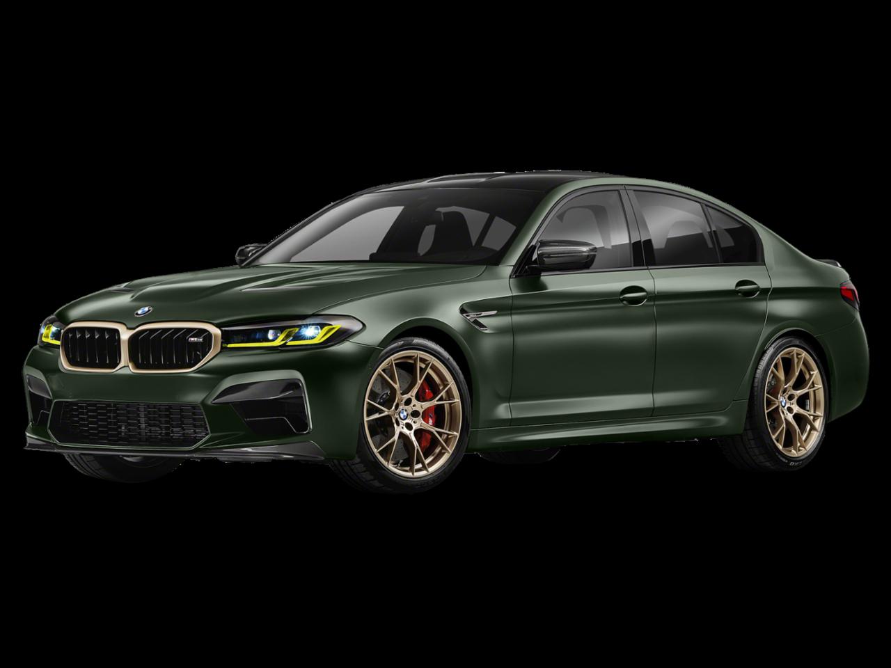 BMW 2022 M5 M5 CS Sedan