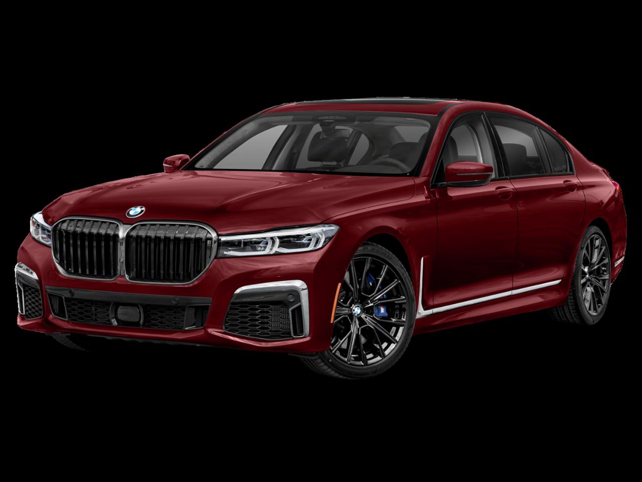 BMW 2022 M760i xDrive Sedan