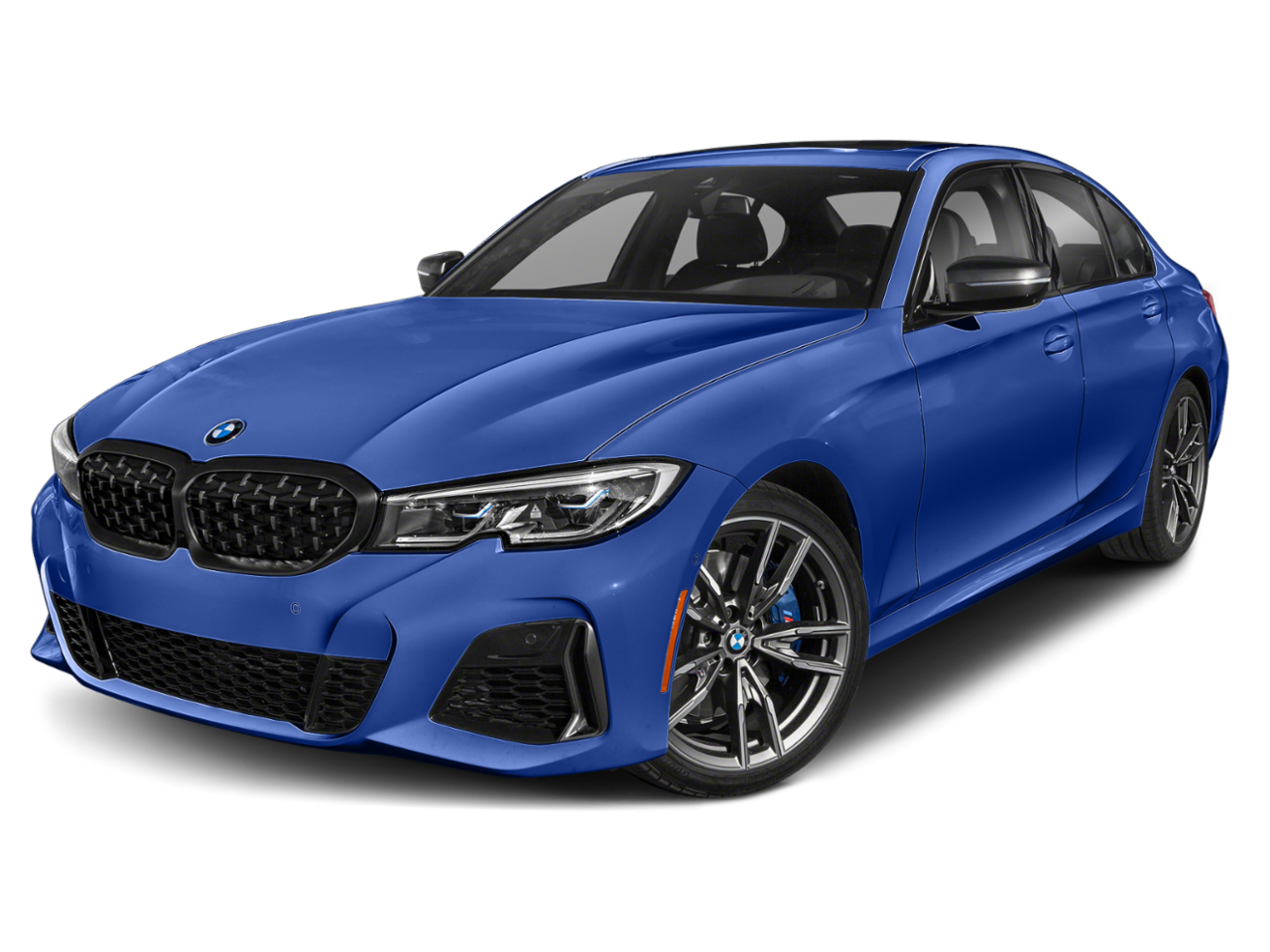 BMW 2022 M340i xDrive Sedan North America
