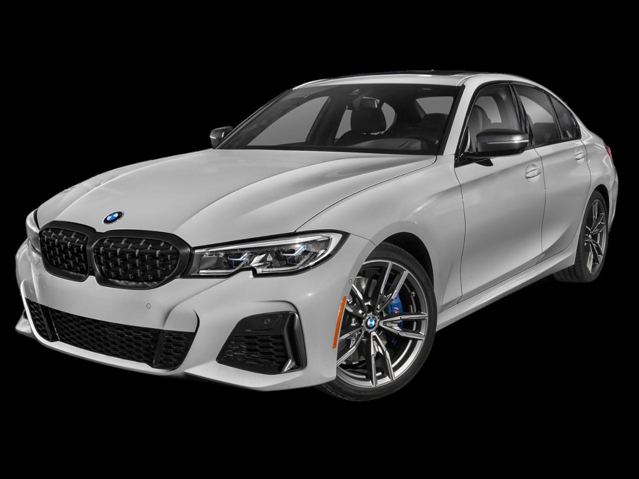 BMW 2022 M340i Sedan North America