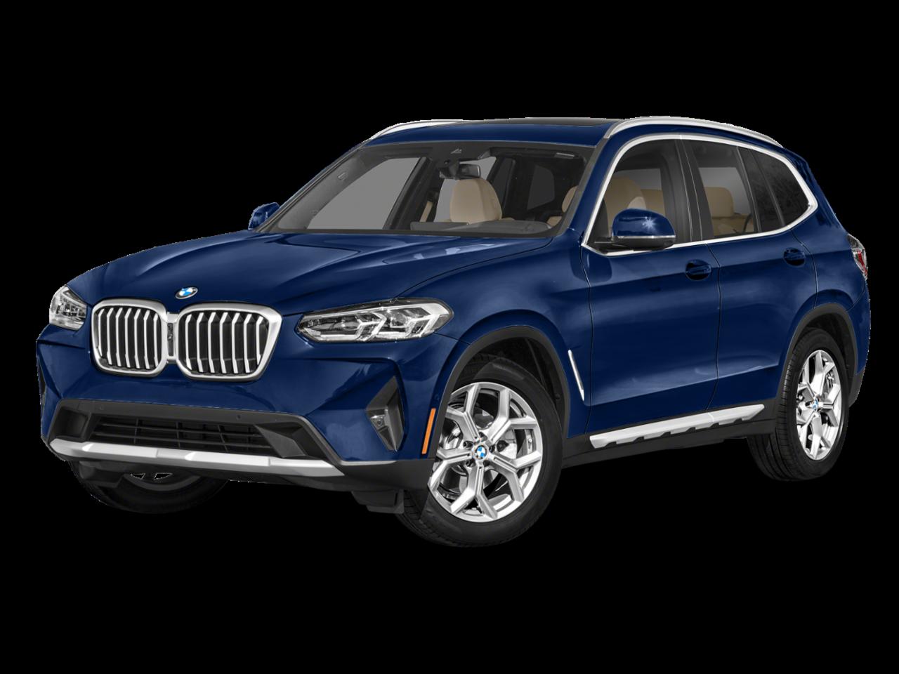 BMW 2022 X3 sDrive30i Sports Activity Vehicle