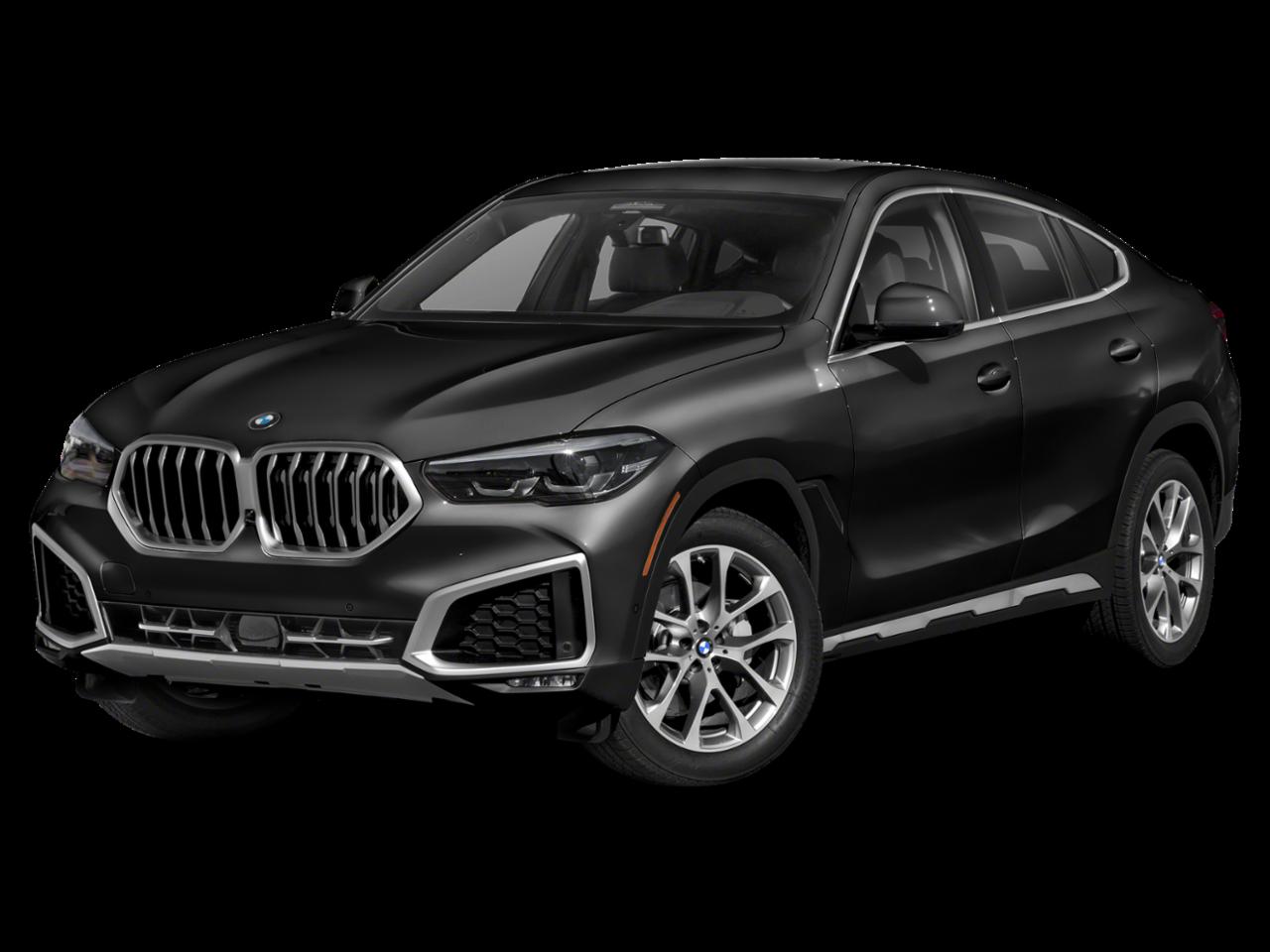 BMW 2022 X6 M50i Sports Activity Coupe