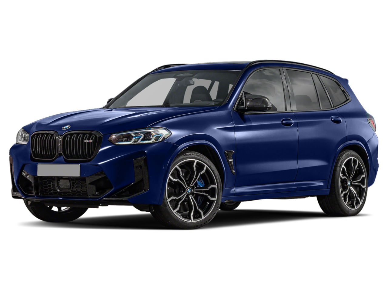 BMW 2022 X3 M X3 M Sports Activity Vehicle