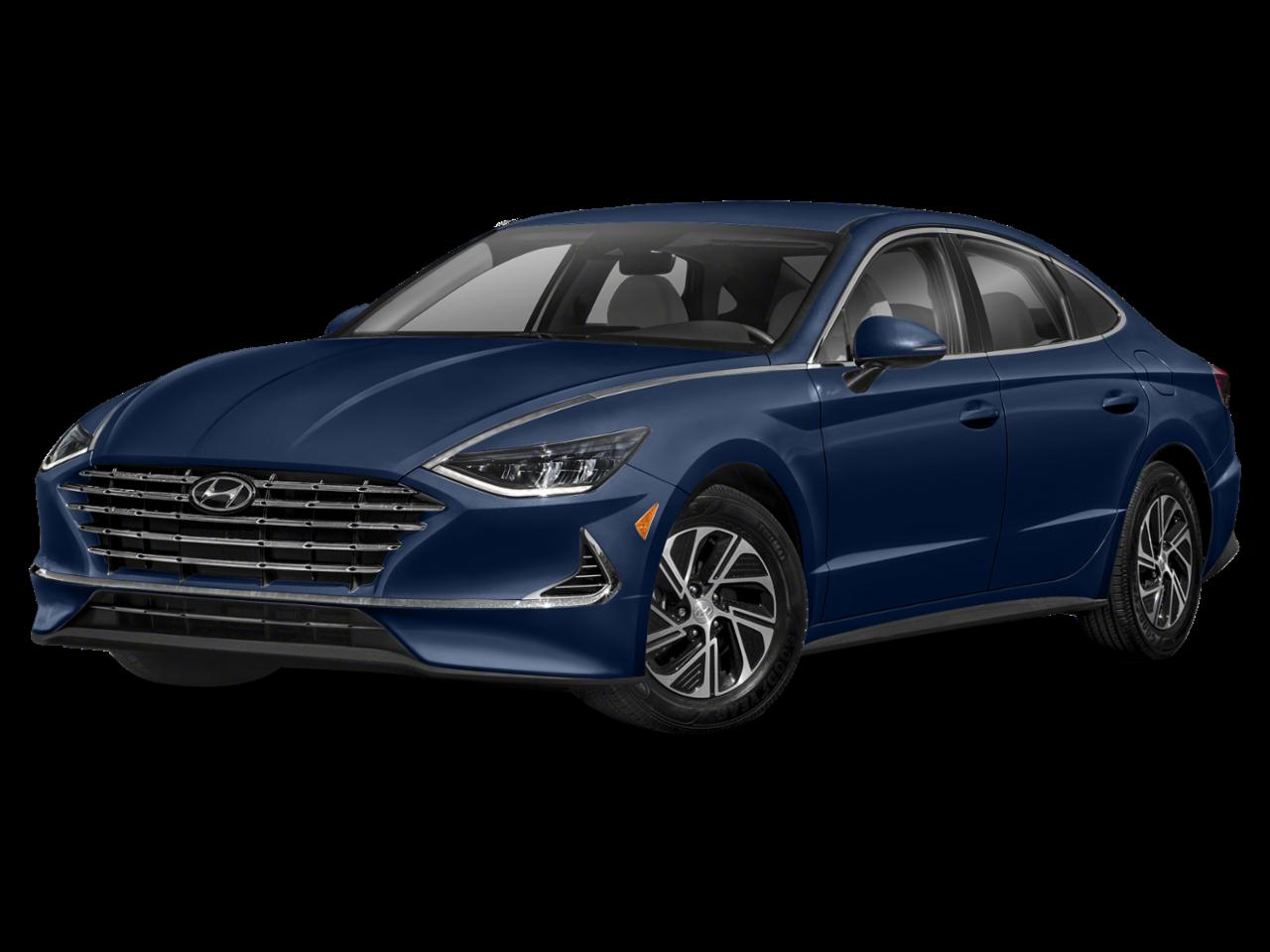 Hyundai 2022 Sonata Hybrid Blue