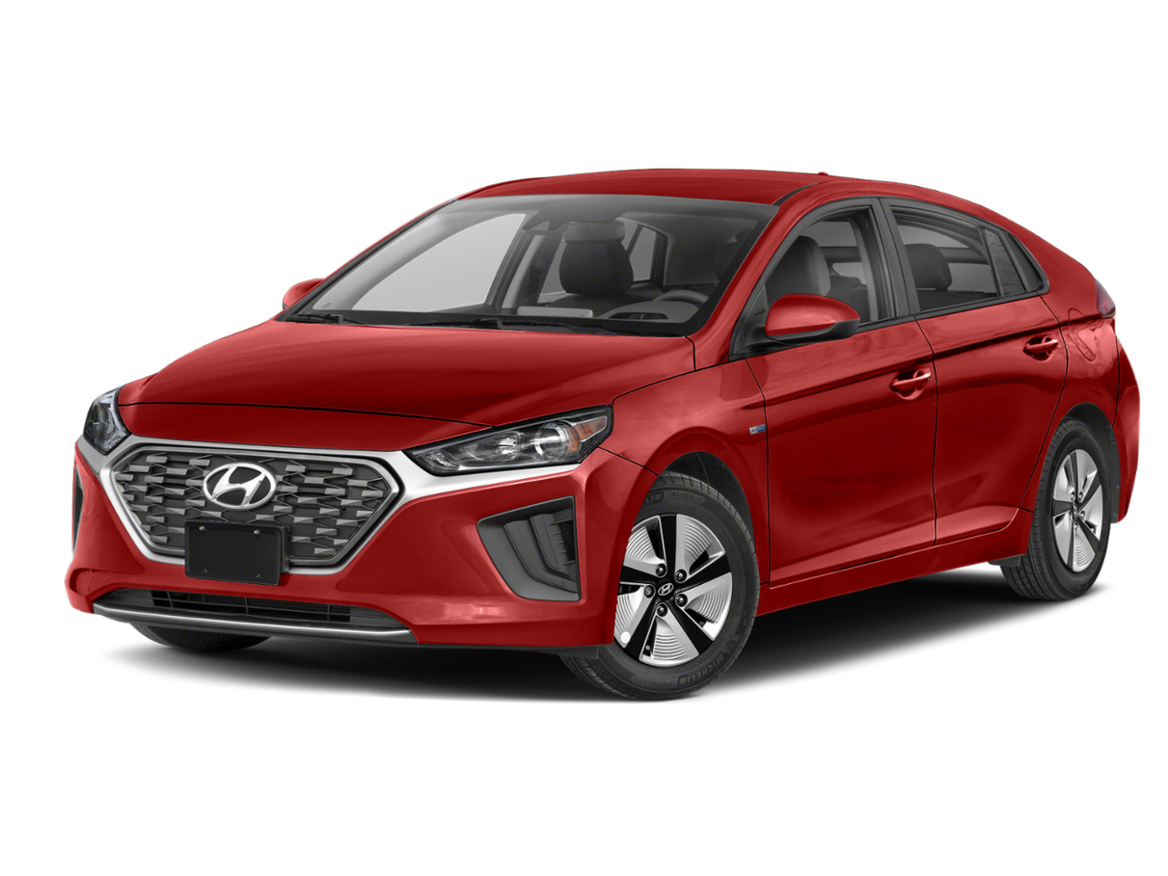 Hyundai 2022 IONIQ Hybrid Blue