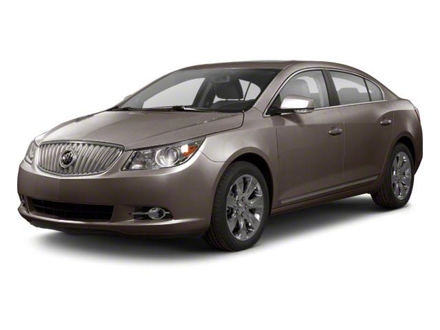 2010 Buick LaCrosse Vehicle Photo in ELYRIA, OH 44035-6349