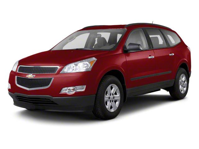 2010 Chevrolet Traverse Vehicle Photo in ELLWOOD CITY, PA 16117-1939