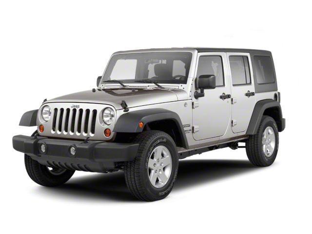 2010 Jeep Wrangler Unlimited Vehicle Photo in JASPER, GA 30143-8655