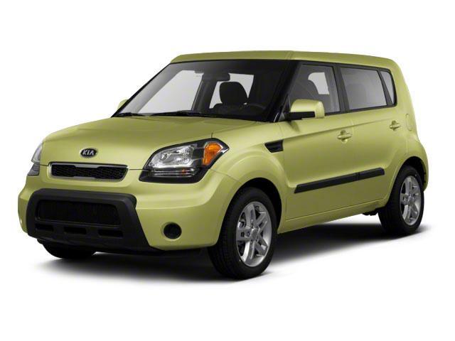 2010 Kia Soul Vehicle Photo in DETROIT, MI 48207-4102