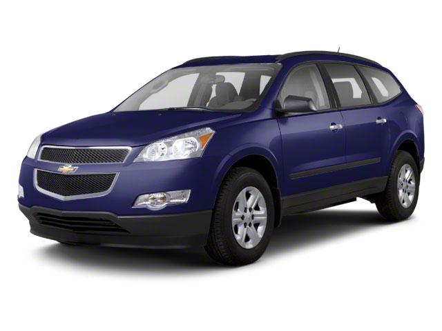 Used 2011 Chevrolet Traverse 1LT with VIN 1GNKRGED4BJ191297 for sale in Foley, Minnesota