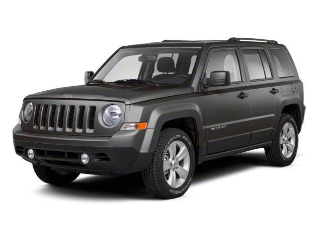 2011 Jeep Patriot Vehicle Photo in ELLWOOD CITY, PA 16117-1939