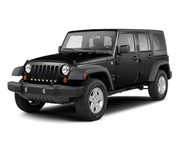 2011 Jeep Wrangler Unlimited Vehicle Photo in Plainfield, IL 60586