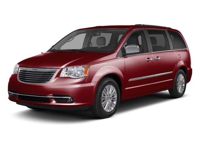 2012 Chrysler Town & Country Vehicle Photo in MEDINA, OH 44256-9631